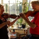 Pelle och Elisabeth Bengtsson